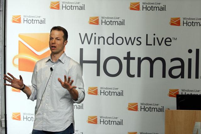 Dịch vụ Hotmail đã hoạt động bình thường trở lại