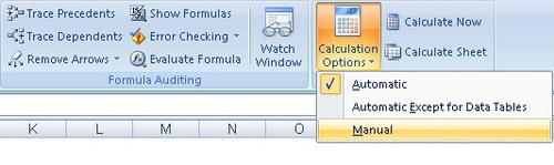 Mẹo thao tác trên Excel 2007 và 2010