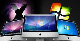 Chia sẻ file và thư mục giữa Mac OS X và Windows 7