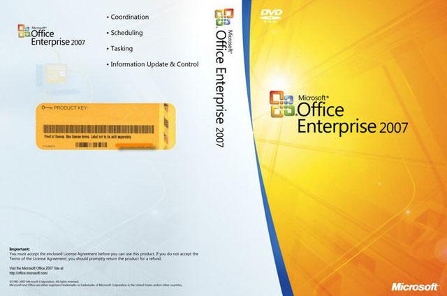 Microsoft phát hành lại bản cập nhật Outlook 2007
