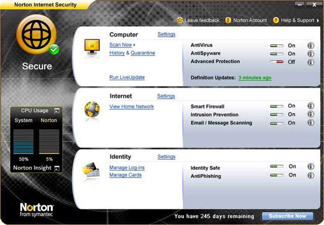 Phần mềm diệt virus tốt nhất năm 2011