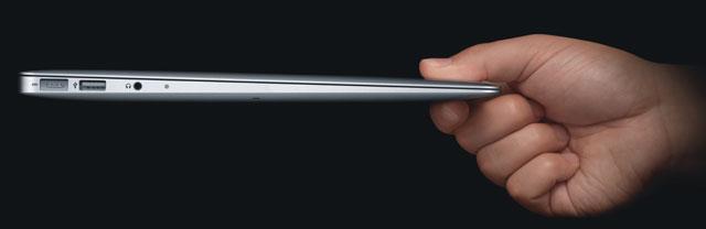 MacBook Air 2011 - đàn anh trong thế giới siêu mỏng