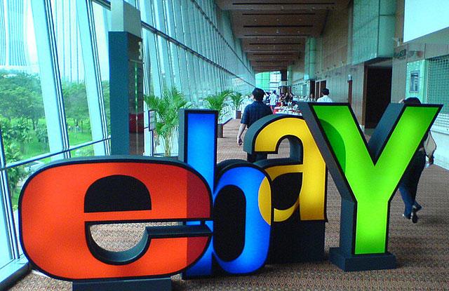 Doanh thu trong quý 4 năm 2011 của eBay tăng cao
