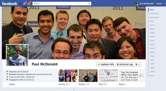 Facebook 'ép' dùng giao diện Timeline: những điều bạn cần biết