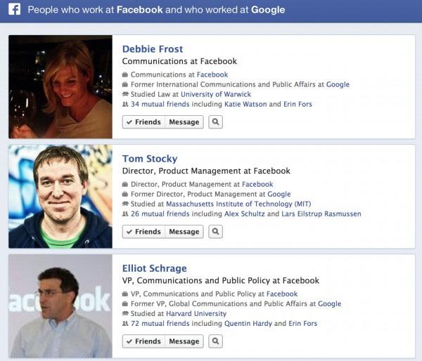 Khám phá tính năng tìm kiếm mới của Facebook