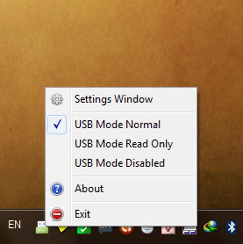 Ngăn chặn virus nhiễm từ USB vào máy tính
