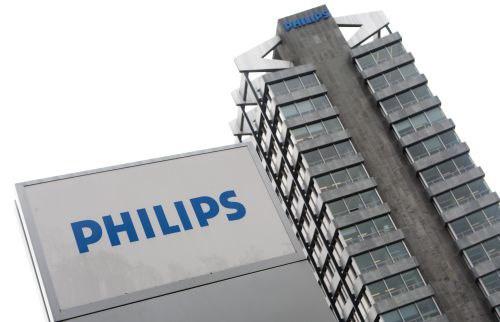 Philips bán bộ phận nghe nhìn