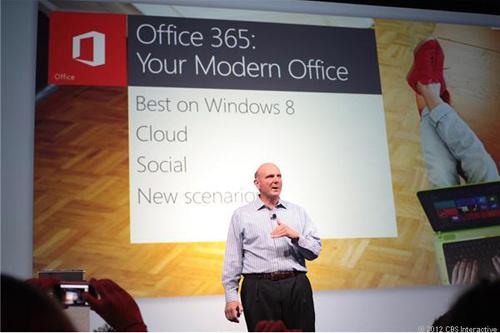 Mọi điều cần biết về Microsoft Office 2013