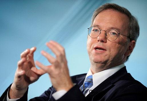 Chủ tịch Google đưa ra những dự đoán về thế giới công nghệ năm 2014