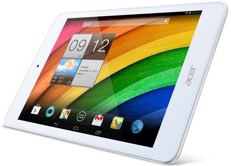 Acer giới thiệu hai tablet giá rẻ màn hình 7 và 7,9 inch