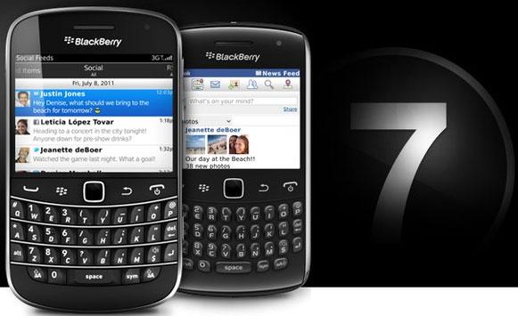 BlackBerry đánh bay tin đồn khai tử hệ điều hành BlackBerry 7