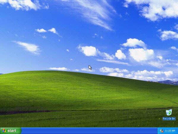 Microsoft chưa nỡ tạm biệt Windows XP