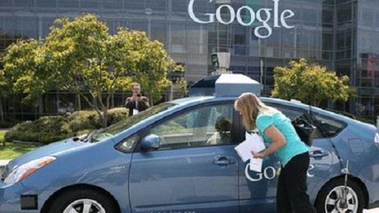 """Google sắp cung cấp taxi """"miễn phí"""""""