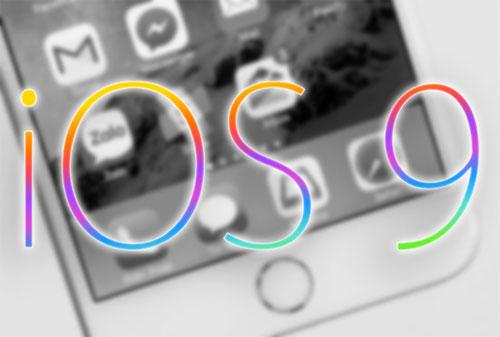 Apple đã bắt đầu thử nghiệm iOS 9 từ tháng 11 năm ngoái
