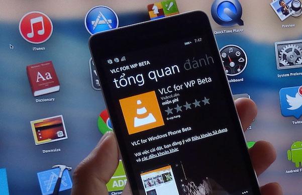 VLC Beta for Windows Phone cập nhật sửa lỗi - Quantrimang com