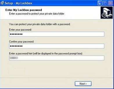 Bảo mật dữ liệu với My LockBox My-Lockbox1