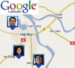 Google ra mắt phần mềm định vị dành cho ĐTDĐ