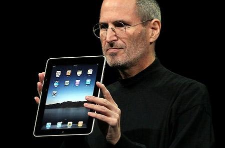 iPad thế hệ đầu tiên ra đời