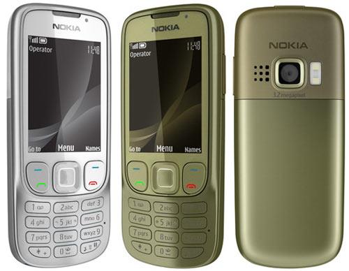 Nokia 6303i classic sắp ra mắt với giá 145 USD