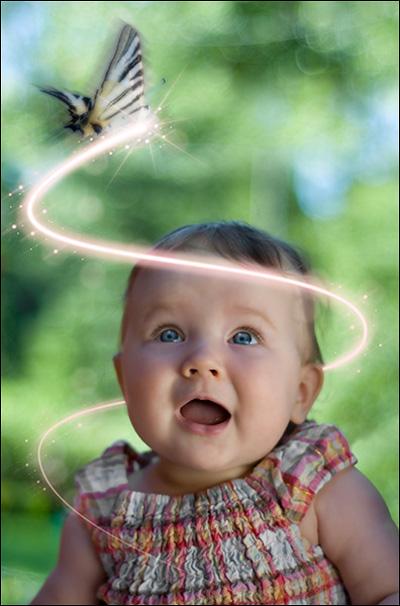 Hướng dẫn sử dụng Photoshop CS5 - Phần 12: Tạo hiệu ứng Light và Glow