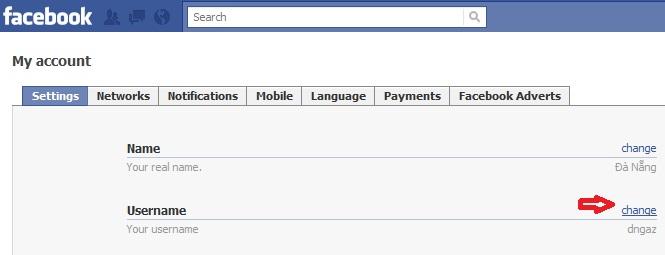 Hướng dẫn đăng ký địa chỉ Mail @Facebook.com
