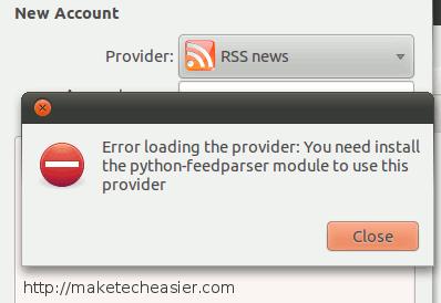 Hiển thị thông báo khi có thư mới với CloudSN trong Linux