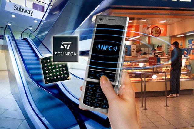 'Hội chứng NFC' trên điện thoại thông minh