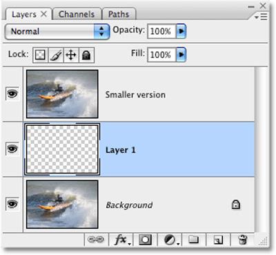 Hướng dẫn sử dụng Photoshop CS5 - Phần 18: Tạo hiệu ứng ảnh lồng nhau
