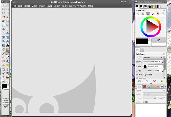 Tăng cường khả năng chỉnh sửa ảnh của GIMP với Gimp Paint Studio