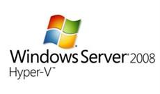 Cài đặt Hyper-V Virtualization trên Windows Server 2008 R2