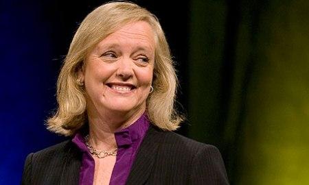 Meg Whitman – CEO HP