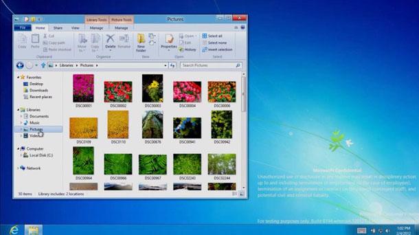 Điểm khác biệt giữa hai phiên bản Windows 8