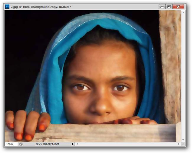 Xóa bỏ các chi tiết xấu khỏi bức ảnh với Adobe Photoshop