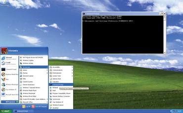 Sử dụng lệnh trong Windows 2