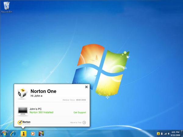 Norton cá nhân hóa với Norton One