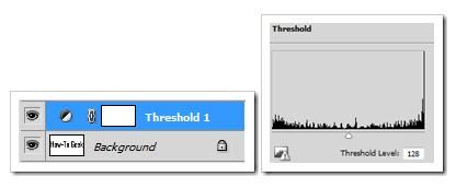 tiếp tục dùng Threshold