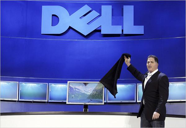 """Hãng Dell chính thức hoàn tất thương vụ """"bán mình"""""""