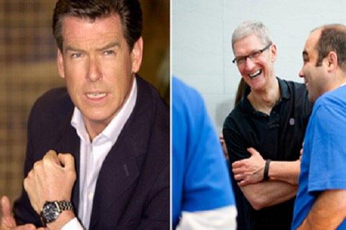 Apple thử nghiệm đồng hồ thông minh màn hình cong