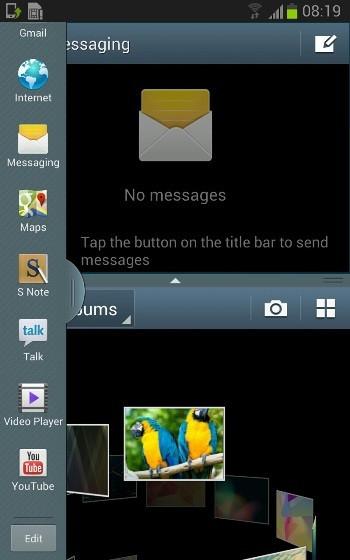 Đã có bản cập nhật Jelly Bean cho Samsung Galaxy Note