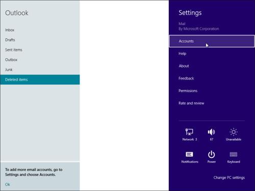 Cách tích hợp các dịch vụ Google vào Windows 8