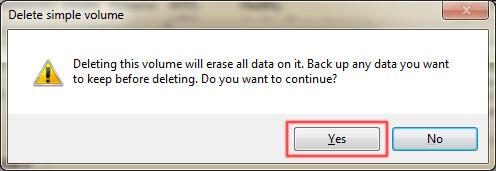 Hướng dẫn chia và gộp ổ ngay trong Windows 7