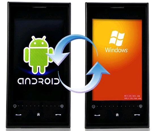 "Windows Phone sẽ ""cầu cứu"" Android?"