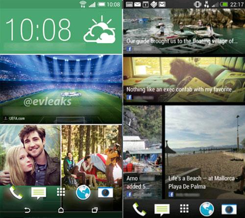 HTC chuẩn bị làm mới giao diện Sense trên Android