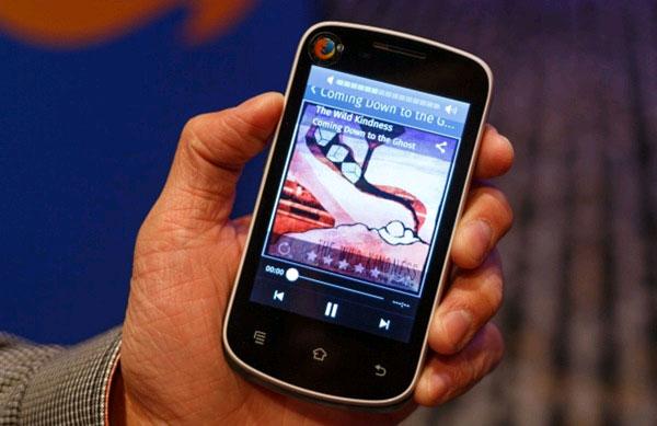 Sắp có smartphone Firefox OS giá chỉ... 550 nghìn đồng