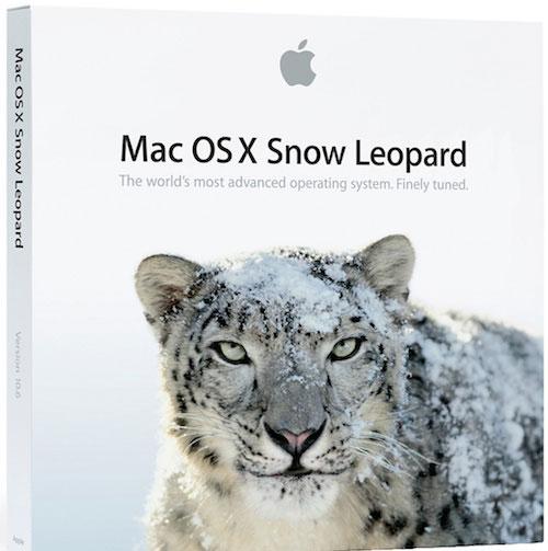 Apple ngừng cập nhật bảo mật cho OS X 10.6 Snow Leopard
