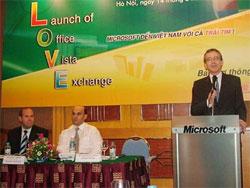 Microsoft đặt kỳ vọng vào Vista Home và Starter ở VN