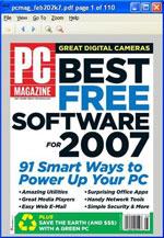 Sumatra PDF - trình duyệt PDF nhỏ nhưng mạnh