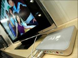 Đầu thu kỹ thuật số Apple chính thức xuất xưởng