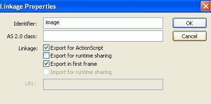 Macromedia Flash - Tự động copy ảnh trong vùng làm việc flash