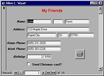 MS Access 2003 - Chương 9: Tạo Form